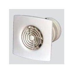 Zehnder Silent axiálny ventilátor so spätnou klapkou,s časovačom a snímačom vlhkosti