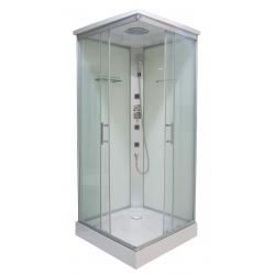 Sanotechnik QuickLine sprchový box štvorec Twist 80x80 cm