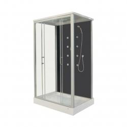 Sanotechhnik QuickLine sprchový box obdĺžnik Roxana - bez elektroniky 90x120cm