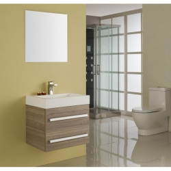 BATH FURNITURE skrinka s umývadlom FLORENCIA 570x460x550 mm