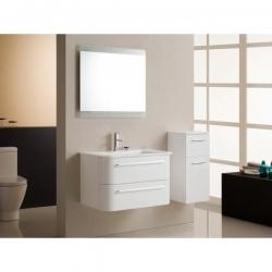 BATH FURNITURE kúpeľňová zostava malá PALERMO - biela