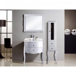 BATH FURNITURE kúpeľňová zostava LATINA - zlatá / strieborná