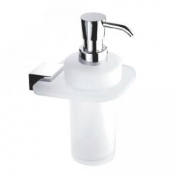 Nimco Kibo dávkovač tekutého mydla, akrylát /sklo