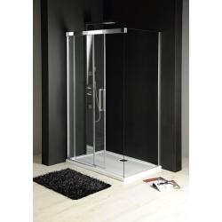 Fondura 140x90cm,obdĺžniková sprchová zástena,L/ P varianta