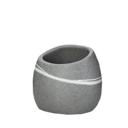 LITTLE ROCK pohár na postavenie, tmavá