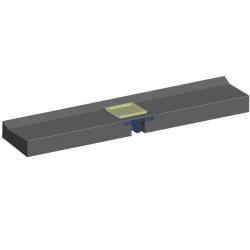 IDEAL STANDARD - HL žľab podlahový s roštom Primus-Line