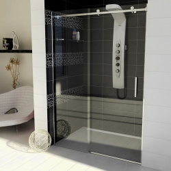 Gelco DRAGON sprchové dvere 1200mm, číre sklo