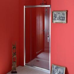 Gelco Sprchové dvere SIGMA 900-1040mm, číre sklo