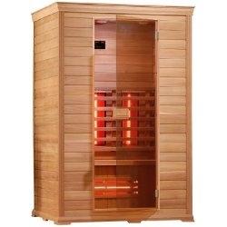 Sanotechnik Classico 1 infračervená sauna pre 2 osoby