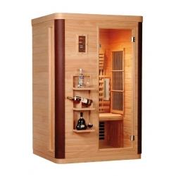Sanotechnik Diamant 2 infračervená sauna pre 2 osoby