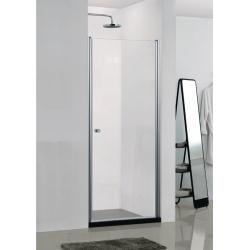 Sanotechnik Elegance sprchové dvere, šírka 80cm, otváravé, celokrídlové