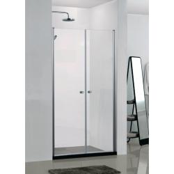 Sanotechnik Elegance sprchové dvere, otváravé, dvojkrídlové
