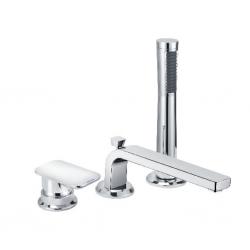 KLUDI E2 vaňová a sprchová jednopáková batéria DN 15