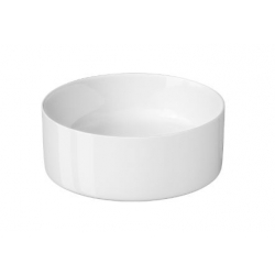 Cersanit Crea umývadlo na dosku 38 cm, biela