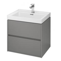 Cersanit - Skrinka pod umývadlo Crea 60 šedý mat