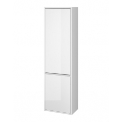 Cersanit CREA skrinka vysoká 140 x 40 cm biela