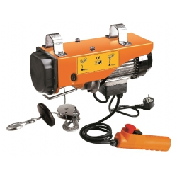 Elektrický lanový zdvihák Sharks 125/250 / SHK295