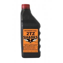Olej pre 2-taktné motory Sharks 2TZ / SH 2TZ