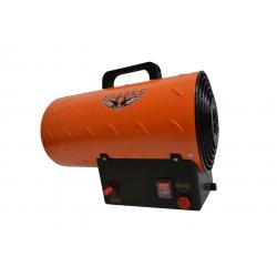 Plynová teplovzdušná turbína Sharks SH 15kW SHK492