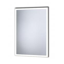 Zrkadlo RAMA 4000 K, IP 20 60x80 aluchróm rám lesk