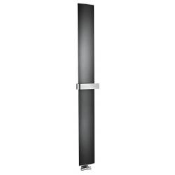 OTHELLO MONO SLIM vykurovacie teleso 300x1890 mm, čierna matná