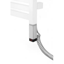 ONE vykurovacia tyč s termostatom, 400W, chróm